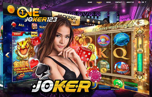 Agen Joker123 Terbaik dan Terpercaya 2020