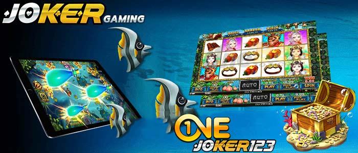 Daftar Slot Online di Agen Slot Joker Gaming